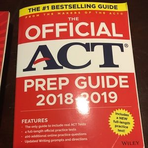 ACT practice makes perfect!
